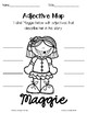 Muggie Maggie by Beverly Cleary {PRINT AND GO Companion Pack}