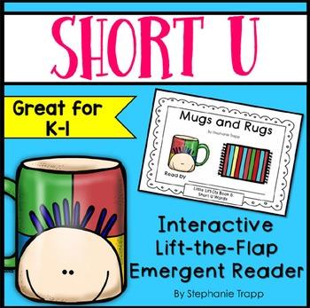 Short Vowel U Emergent Reader