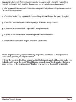 Muhammad Ali Biography