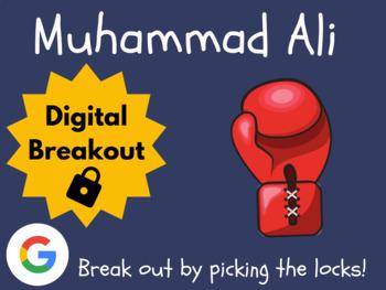 Muhammad Ali - Digital Breakout! (Escape Room, Scavenger Hunt)