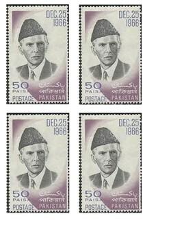 Muhammad Ali Jinnah Handout