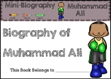 Muhammad Ali / Professional Fighter / Boxing / Boxer - Biography