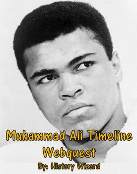 Muhammad Ali Timeline Webquest
