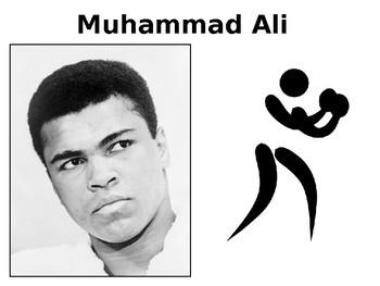 Muhammad Ali Vision Frame Grid