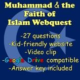 Muhammad, Faith of Islam, Five Pillars of Islam Webquest