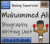Muhammed Ali - Biography Writing Activity