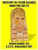 Muhammed Ali / Paper Craft Mini Project
