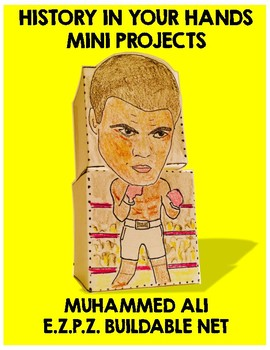 Muhammed Ali / Paper Craft Mini Project