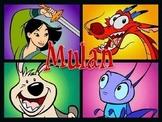 Mulan Film Study Mini Unit