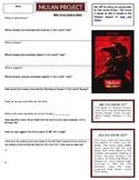 Mulan Movie Project