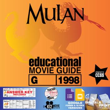 Mulan Movie Viewing Guide (G - 1998)