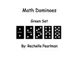 Muliplication Dominoes- Green