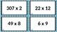 Muliplication Task Cards