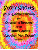 Mulit-Leveled Story unit for Teaching Reading Skills in St