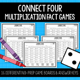 Mulitplication Fact NO PREP Games