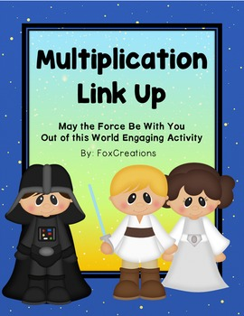 Mulitplication Fluency Link Up ~ Reinforce Essential Concepts~ Printable ~