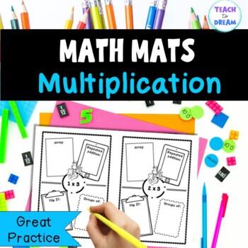Mulitplication Mats and Times Tables Worksheets , Tasks and Activities: