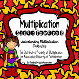 Mulitplication: The Distributive and Associative Properties