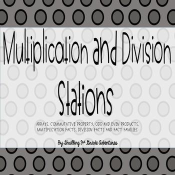 Mulitplication and Division Stations