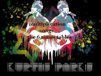 Mulitplication song (6 times tables)