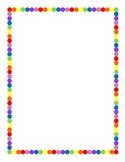 Multi-Color Border Clipart