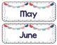 Calendar Set- Patriotic