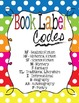 Multi-Colored Genre and AR Classroom Library Kit - Includes Editable Labels