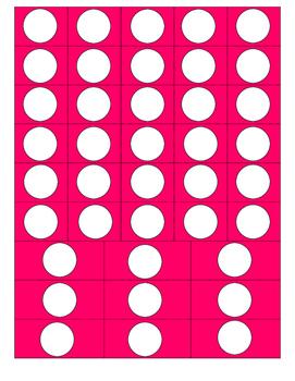 Multi-Colored Labels