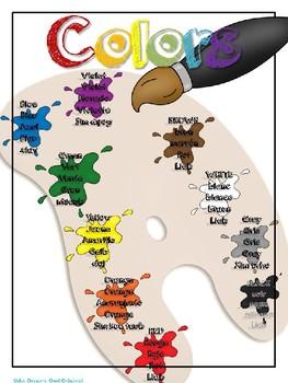 Cultural Color Wheel