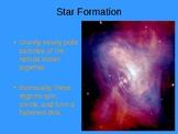 Multi-Day Bundled Lesson/Activities on Stellar (Star) Evolution