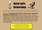 "Multi-Day SMARTboard lesson for book ""Uncle Jed's Barbershop"""