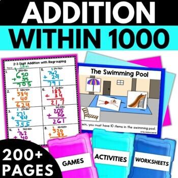 Multi-Digit Addition Unit