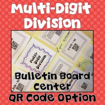 Multi-Digit Division Center