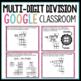 Multi-Digit Division Digital Activities