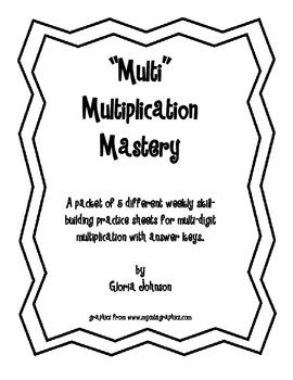 Multi-Digit Mastery