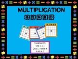 Multi-Digit Multiplication Bingo