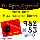 Multi-Digit Multiplication Escape Room | The Escape Classroom
