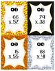 Multi Digit Multiplication Halloween Task Cards