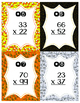 Multi Digit Multiplication Halloween Task Cards