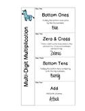 Multi-Digit Multiplication Interactive Notebook