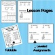 Multi-Digit Multiplication Interactive Notebook Lesson FREE