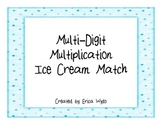 Multi-Digit Multiplication Match