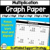 Multiplication Worksheets: Multi-Digit Multiplication on G