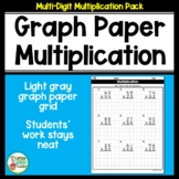 Multiplication Worksheets with Multi-Digit Multiplication