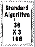 Multi-Digit Multiplication Pack