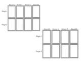 Multi Digit Multiplication Partner Game- CCS Aligned