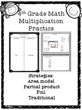 Multi-Digit Multiplication Practice