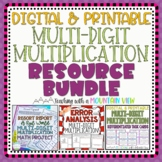 Multi-Digit Multiplication Resource Bundle