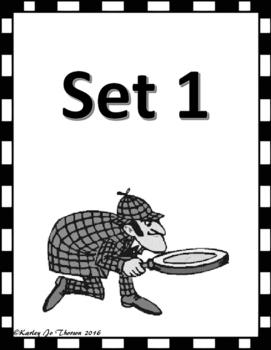 Multi-Digit Multiplication Scavenger Hunt