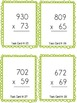 "Multi-Digit Multiplication ""Scoot"" Task Cards -Common Core Aligned"
